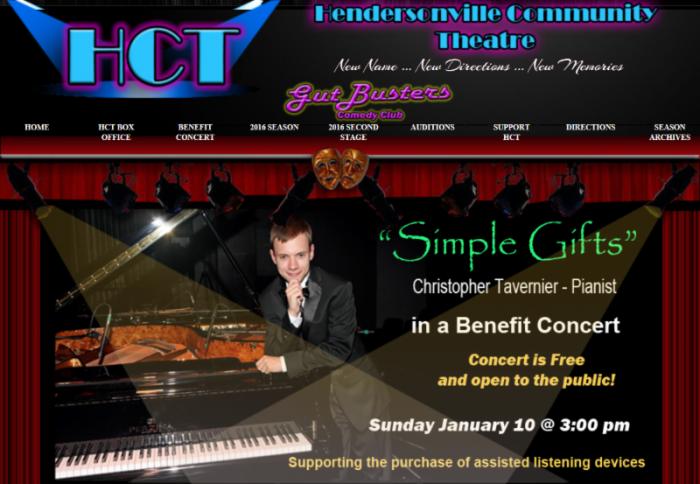 HCT Concert